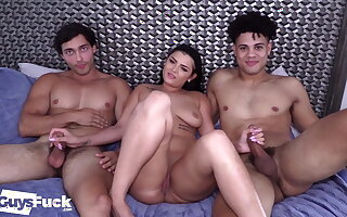 Channing With Be transferred to Big Detect Pounds French Model Joe and PAWG!