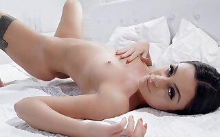 Sweetie rides it fine and enjoys the best load on those lips