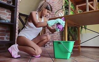 My Unambiguous Housekeeper - Melena A - MetArtX