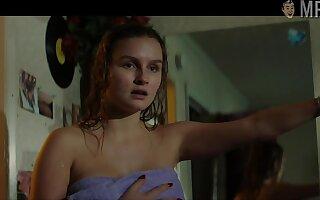 Olivia Dejonge erotic scenes compilation
