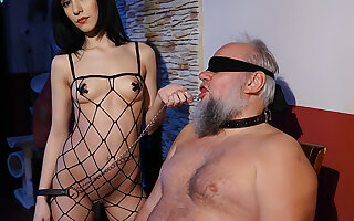 Be imparted to murder Young Domme from Next Door